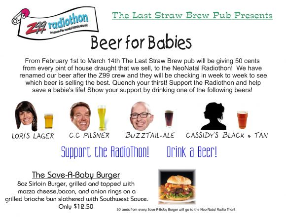 BEER FOR BABIES LIVES!